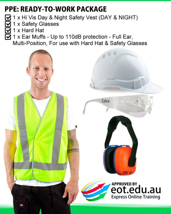 PPE Ready to Work Package