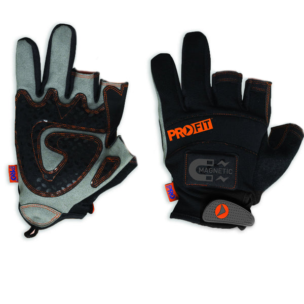 Pro-Fit Magna Tech Glove - Black