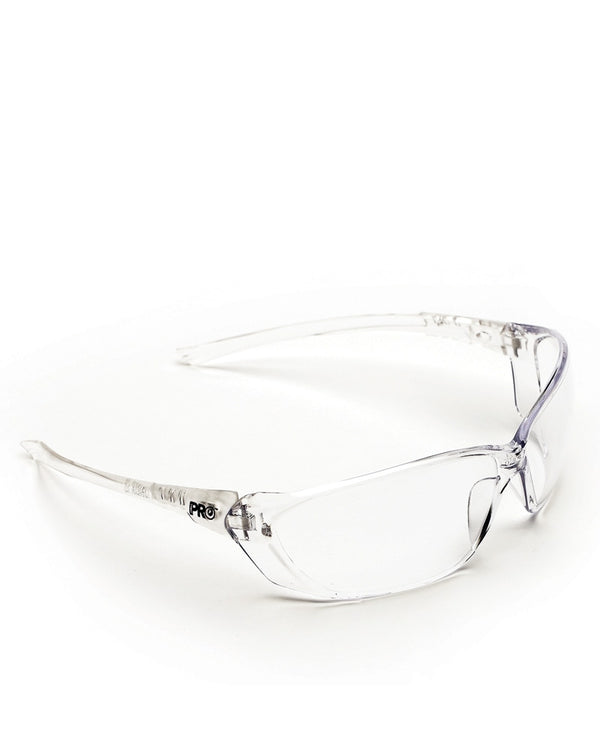Safety Glasses 6300 Series Clear Lens - Clear