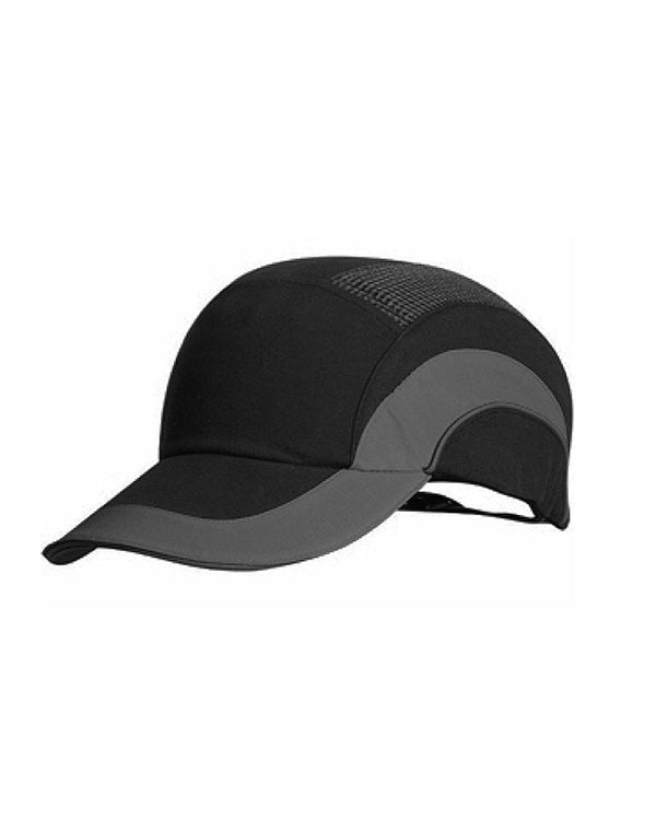Bump Cap CE Standard - Black/Grey