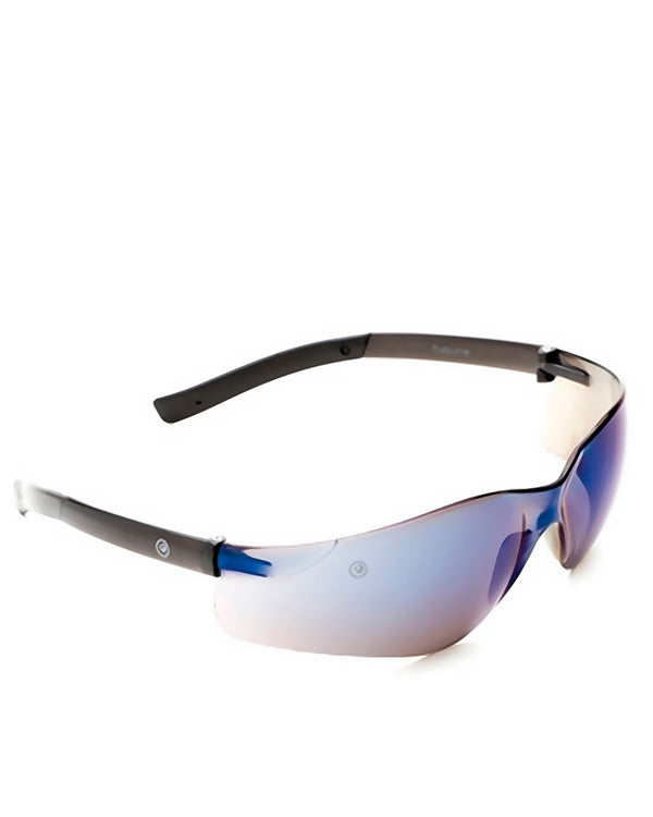 Futura Safety Glasses - Blue Mirror