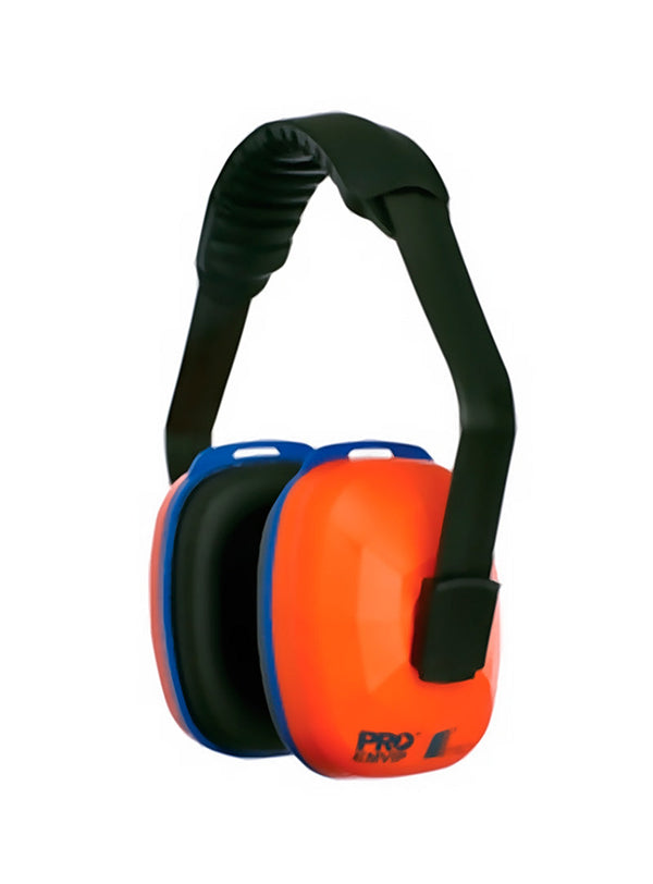 Viper Ear Muffs - Orange