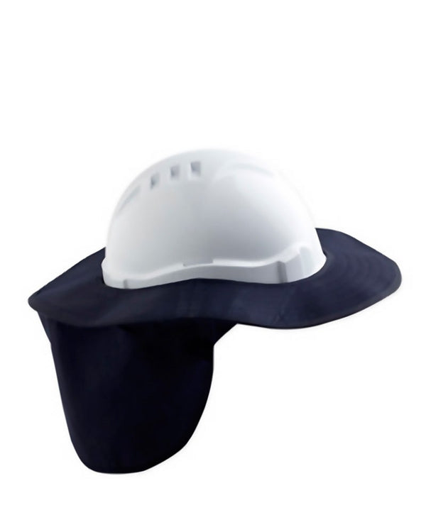 Hard Hat Brim Polyester - Blue