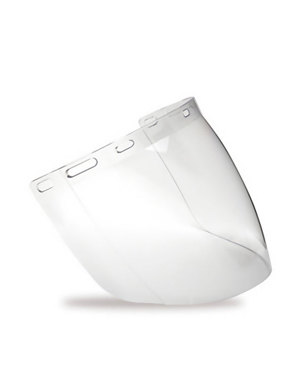 Clear Polycarbonate Visor - Clear