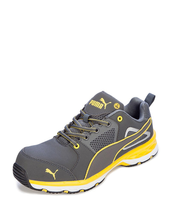 Pace 2.0 Safety Shoe - Grey/Yellow