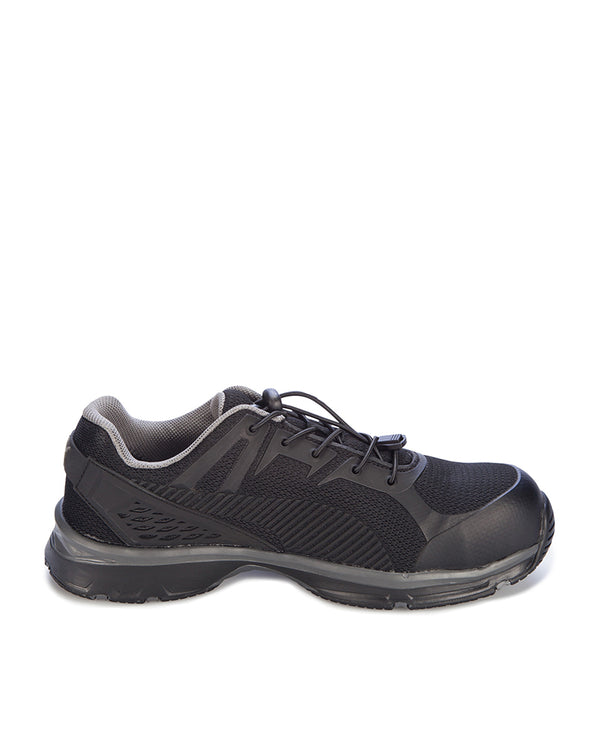 Relay Safety Shoe - Black