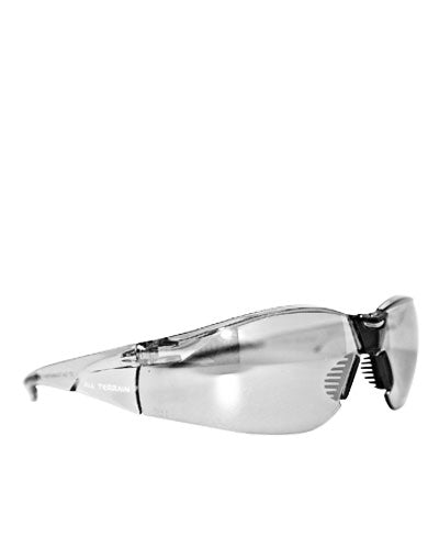 All Terrain Clear Lens Safety Glasses - Clear