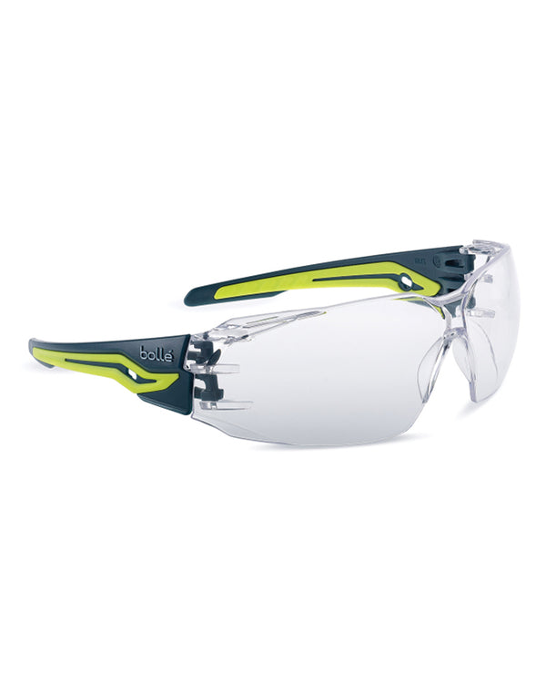 Silex Plus Safety Glasses - Clear