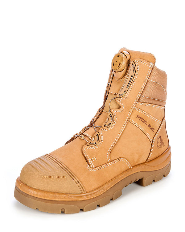 Southern Cross Spin-FX Safety Boot - Wheat