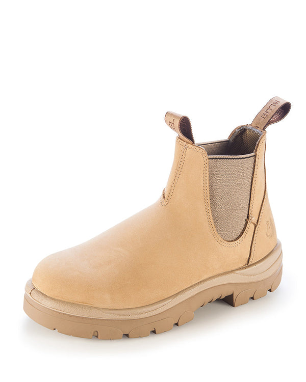 Hobart Elastic Sided Boot - Sand