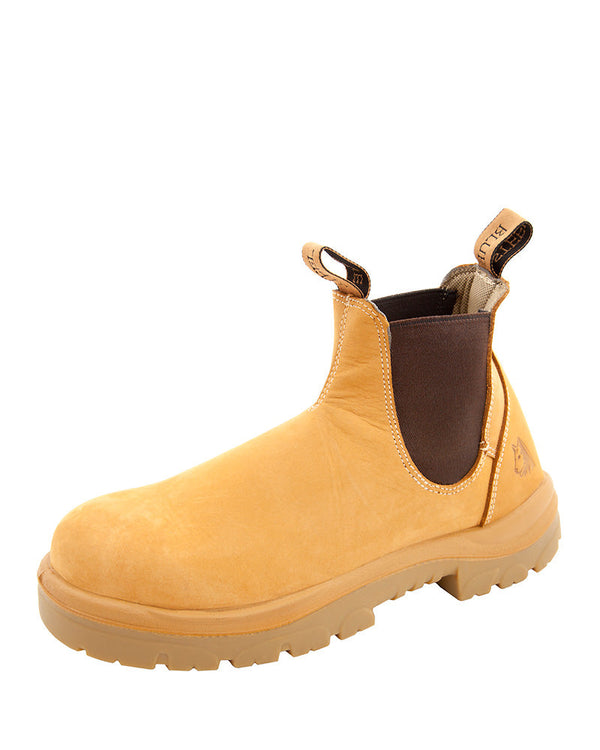Hobart Elastic Sided Boot - Wheat