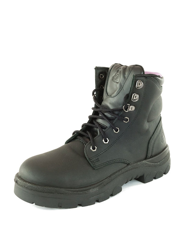 Argyle Ladies Safety Boot - Black