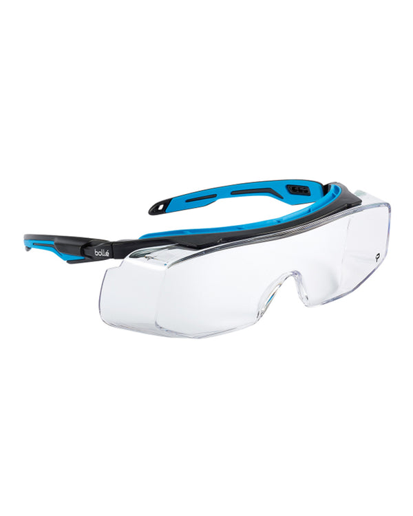 Tryon OTG Safety Glasses - Clear
