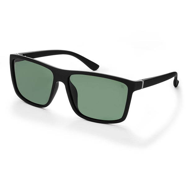 Mavericks In Super Black Polarised - Black