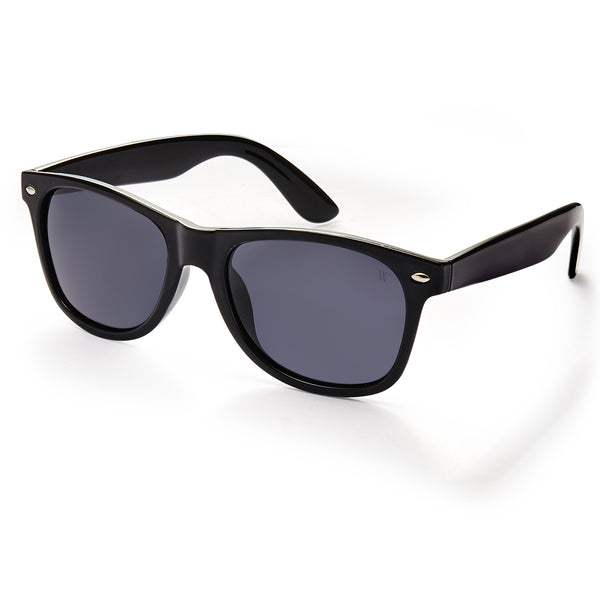 Phoenix In Black And Grey Polarised - Black