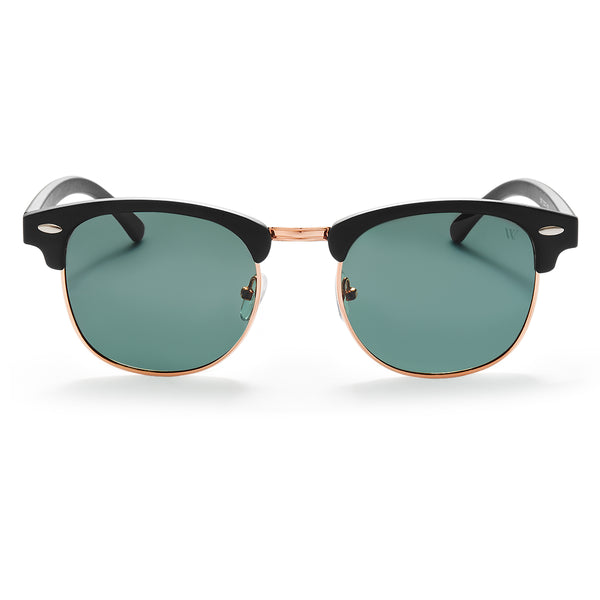 Apollo In Green Polarised - Black/Green