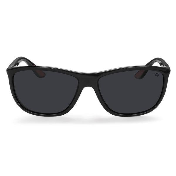 Jacob In Black Polarised - Black