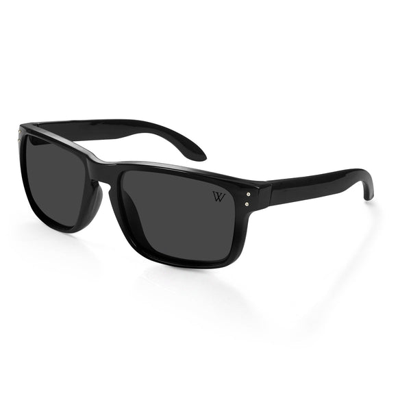 Dominic In Black Polarised - Black