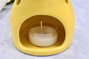 Beehive Shaped Ceramic Fragrance Warmer - Nova Moon