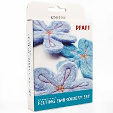 Creative Felting Embroidery Set