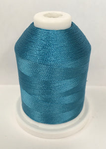 Robison-Anton Rayon Thread - 2304 Lake Blue