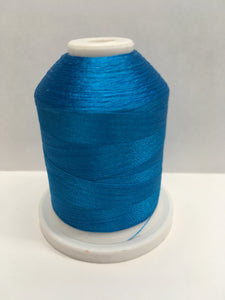 Robison-Anton Rayon Thread - 2389 California Blue