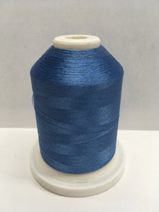 Robison-Anton Rayon Thread - 2524 Country Blue