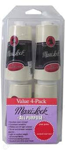 Maxi-Lock Serger Thread 4 pack White