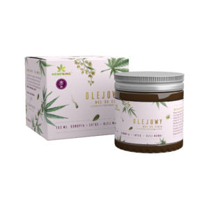 Pink Lotus body butter tilsat Hampolie