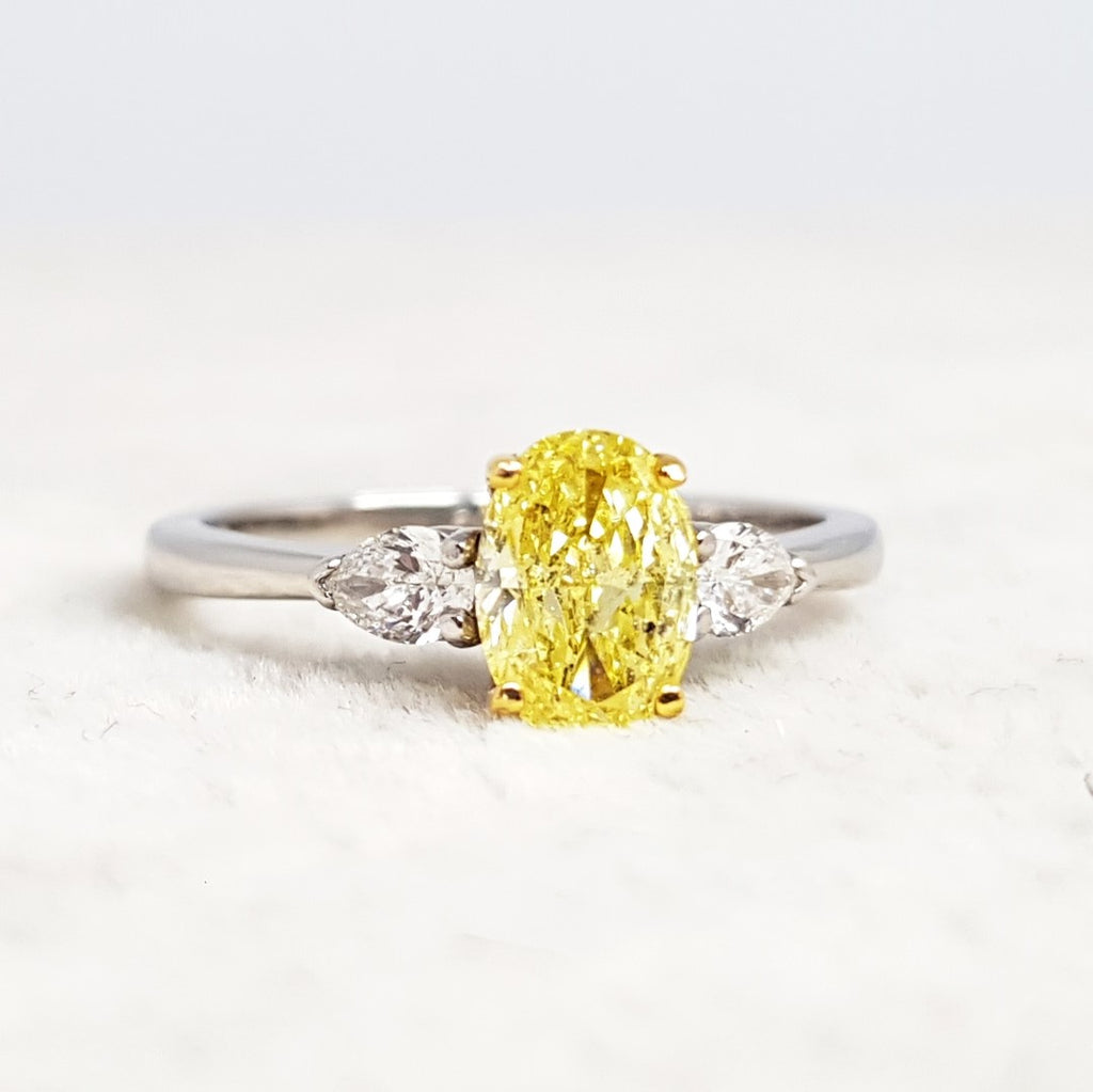 Rare Fancy Yellow Diamonds