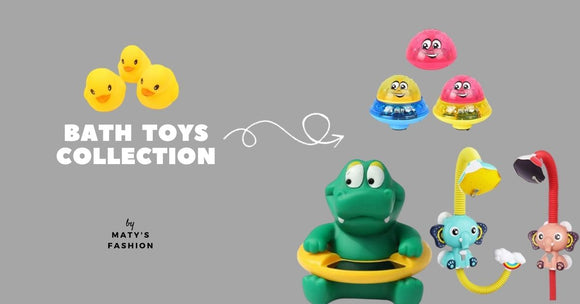 Bath Toys and Accessories