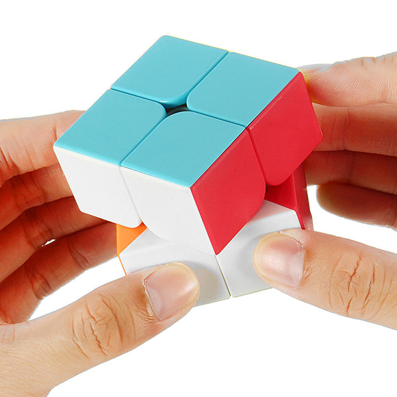 2x2 Anti Stress Magic Cube  Brain Teaser Game