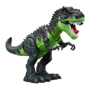 Walking Spinosaurus Dinosaur Educational Play Set with Light and Sound