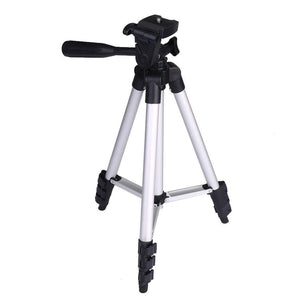 Extendable Aluminum Tripod Mount Stand Standard Holder