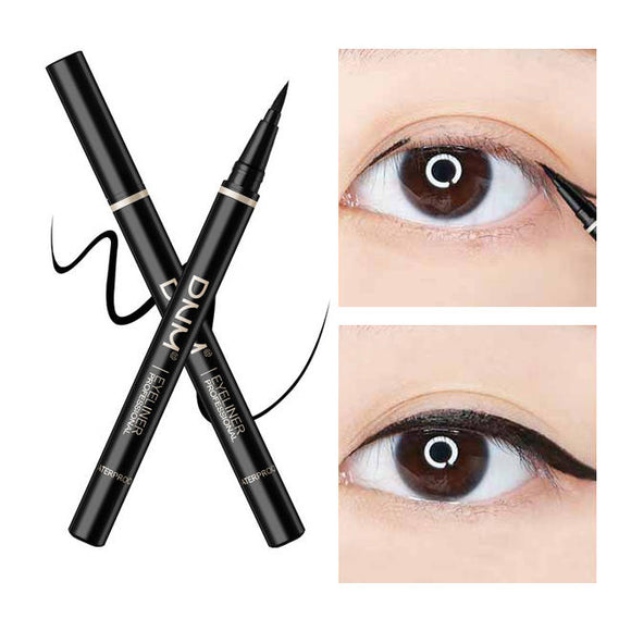 Black Liquid Eyeliner Quick Dry