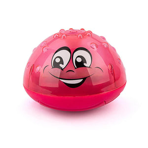 Electric Induction Spray Ball Light Bathroom Toy