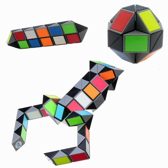 3D Colourful Magic Cube
