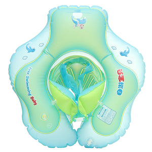 Inflatable Waist Floater Ring Baby Pool Swimming Trainer