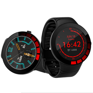 Men's Watch E3 Full-round Touch Screen Smart Watch