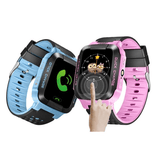 Kids Tracker Watch Touch Screen SOS Device Location Tracking Smartwatch Bracelet App