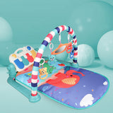 3 In 1 Baby Infant Musical Piano Play Mat