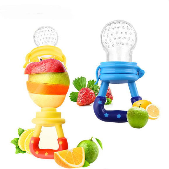 Baby Pacifier Vegetables Fruit Feeder