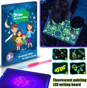 Draw With Light Sketchpad Fun and Developing Toys Gift