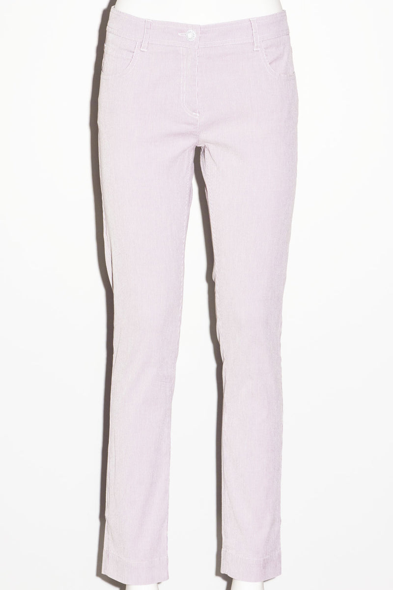 Pantalone Stretch - Righe
