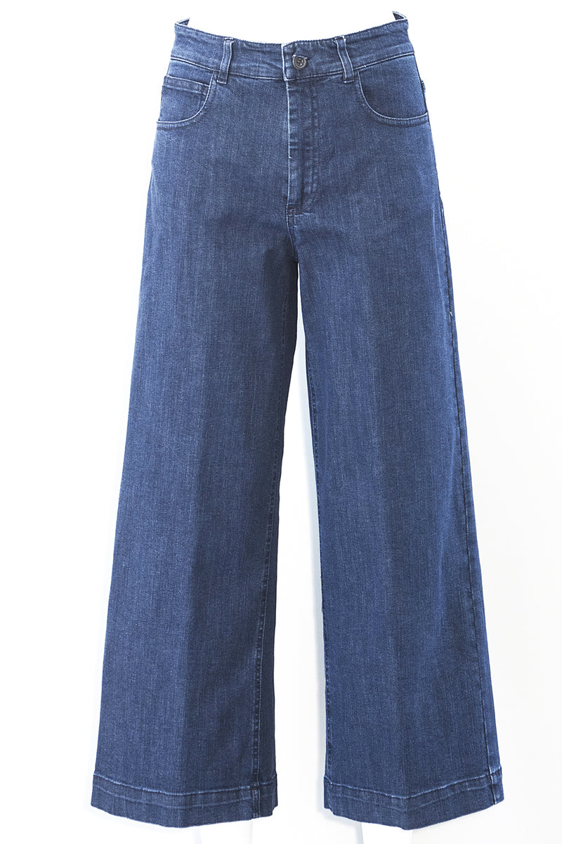 "Jeans modello ""Cropped"""
