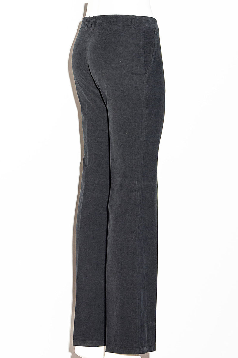 Pants in Velluto - Palazzo