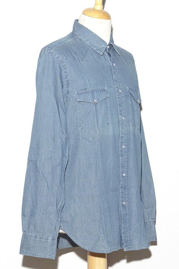 CAMICIA IN DENIM