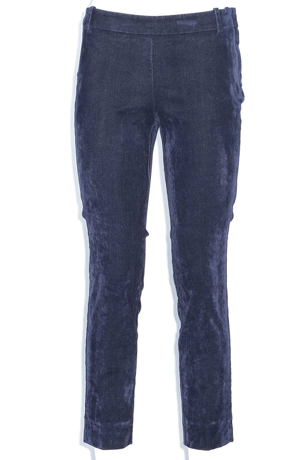Pants in Velluto Denim