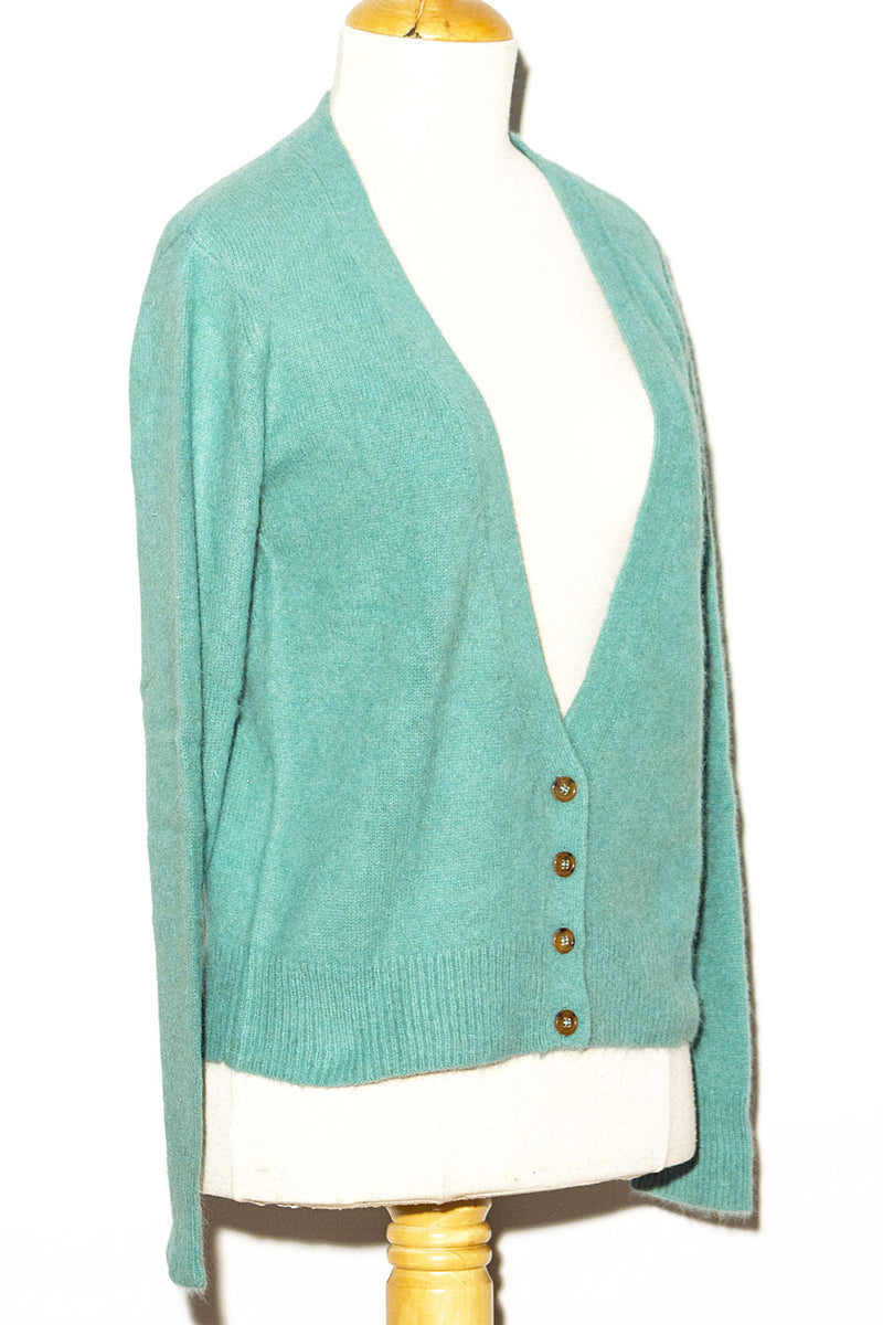 Cardigan in Mohair