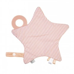 Crackling Star Teether